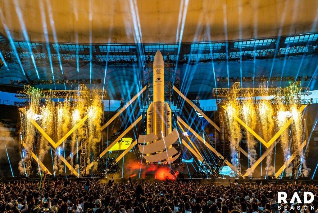 World Club Dome by Katarina Cvetko for Rad Season
