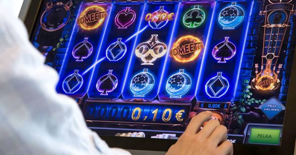 Slot Machines Association in Finland
