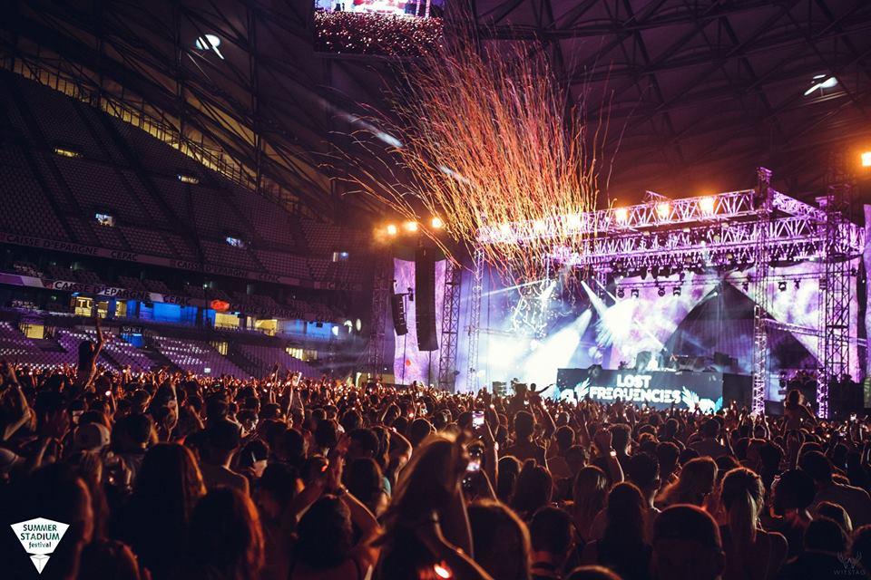 Summer Stadium Festival 2019