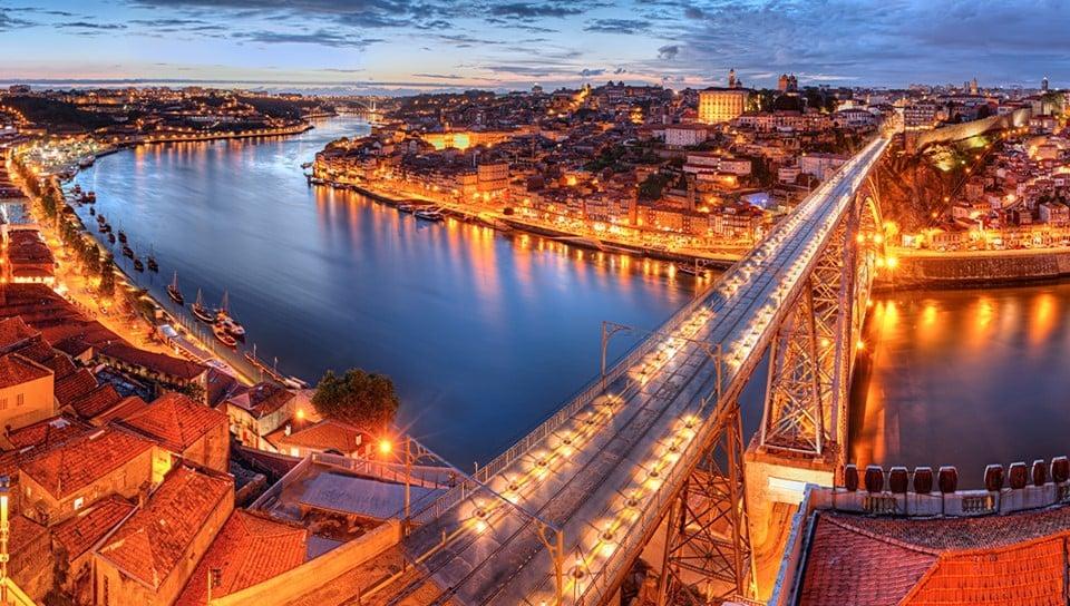 European city summer destinations visit Porto in Portugal
