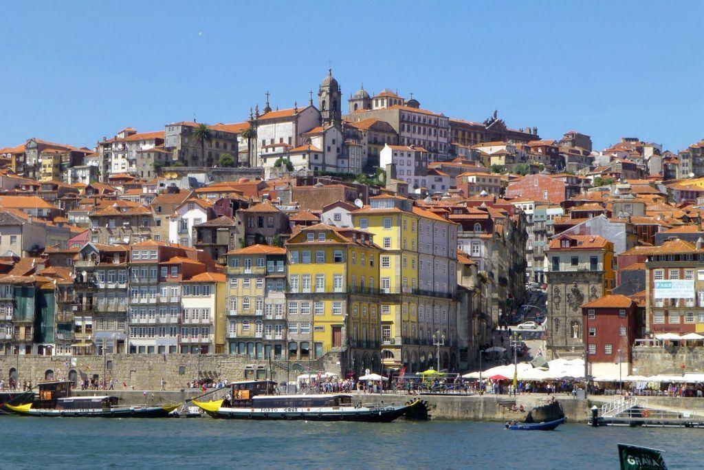 Porto old town Portugal