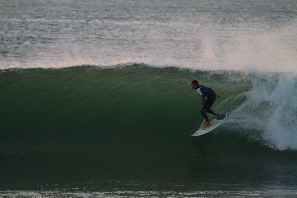 Surfing in Hossegor and Capbreton