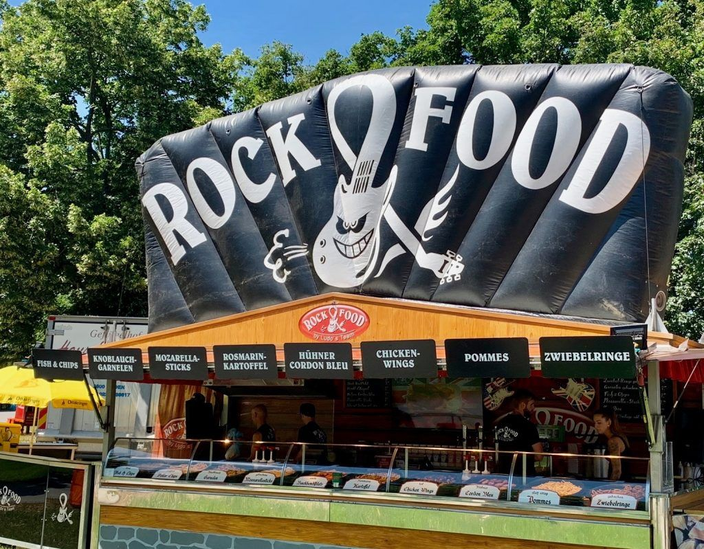 Food and Drink at donauinselfest