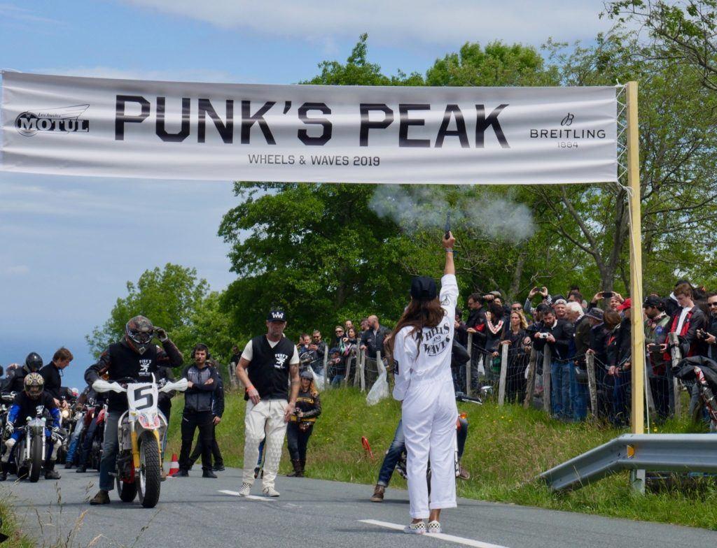 Punk Peak Sprint Race