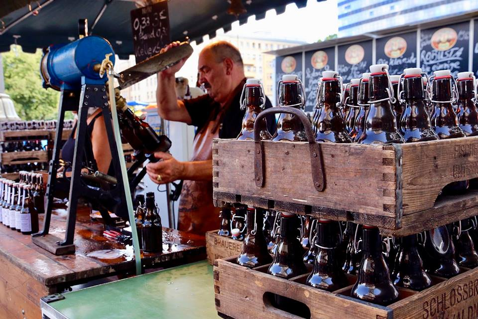 the world of beer at Berlin Bierfestival