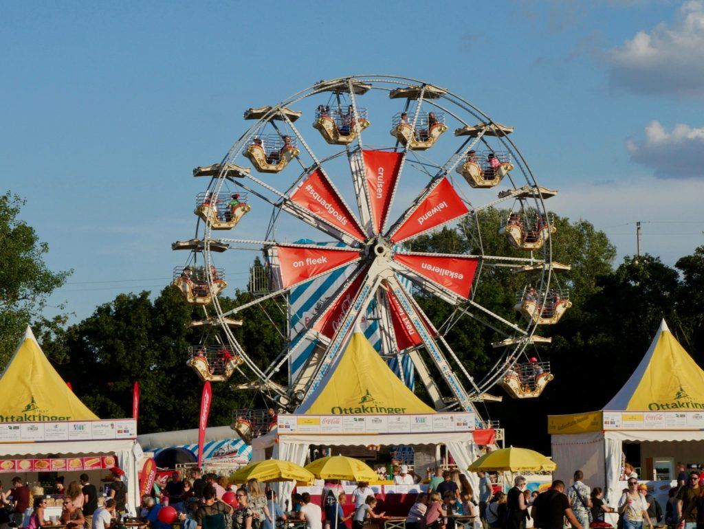 Things to do at donauinselfest, Austria