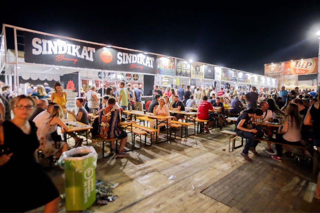Belgrade Beer Fest Program Festival Zone