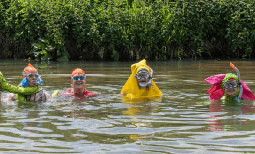 world bog snorkelling championship categories