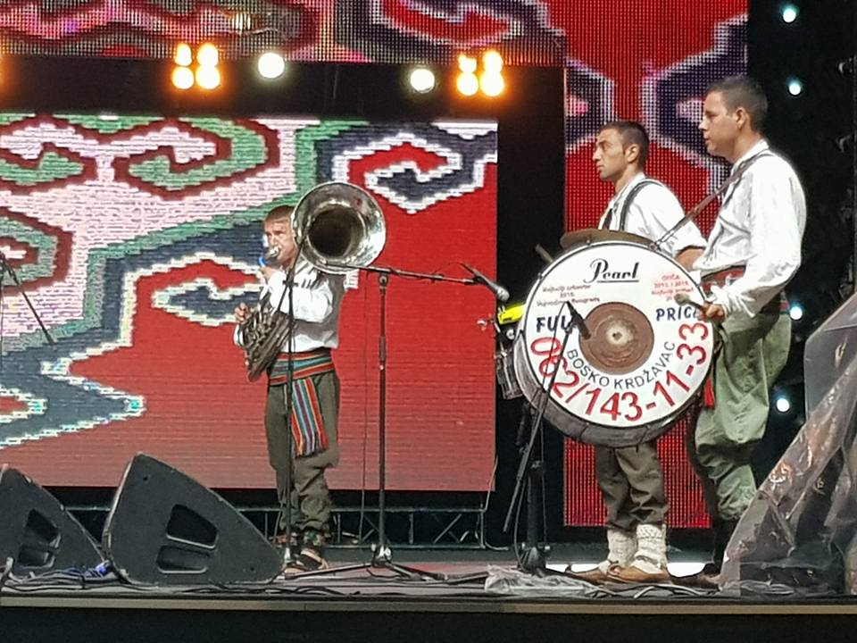 The trumpet in Serbia