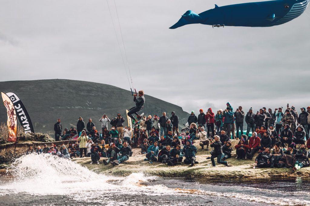 kitesurfing event achill island