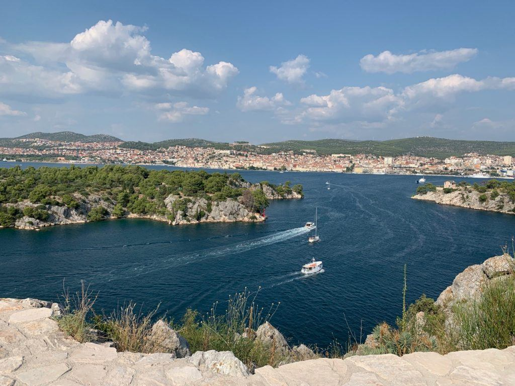 How to get to Sibenik