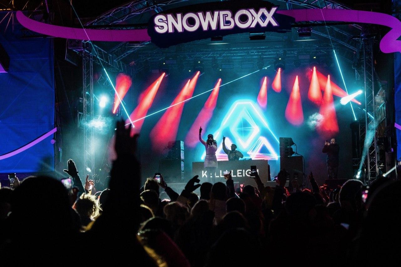 Snowboxx Festival Review
