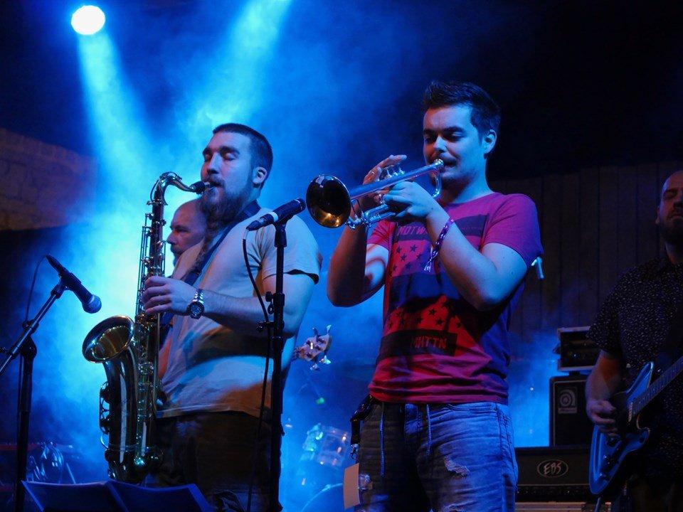 Concert in St Michael's Fortress, Sibenik