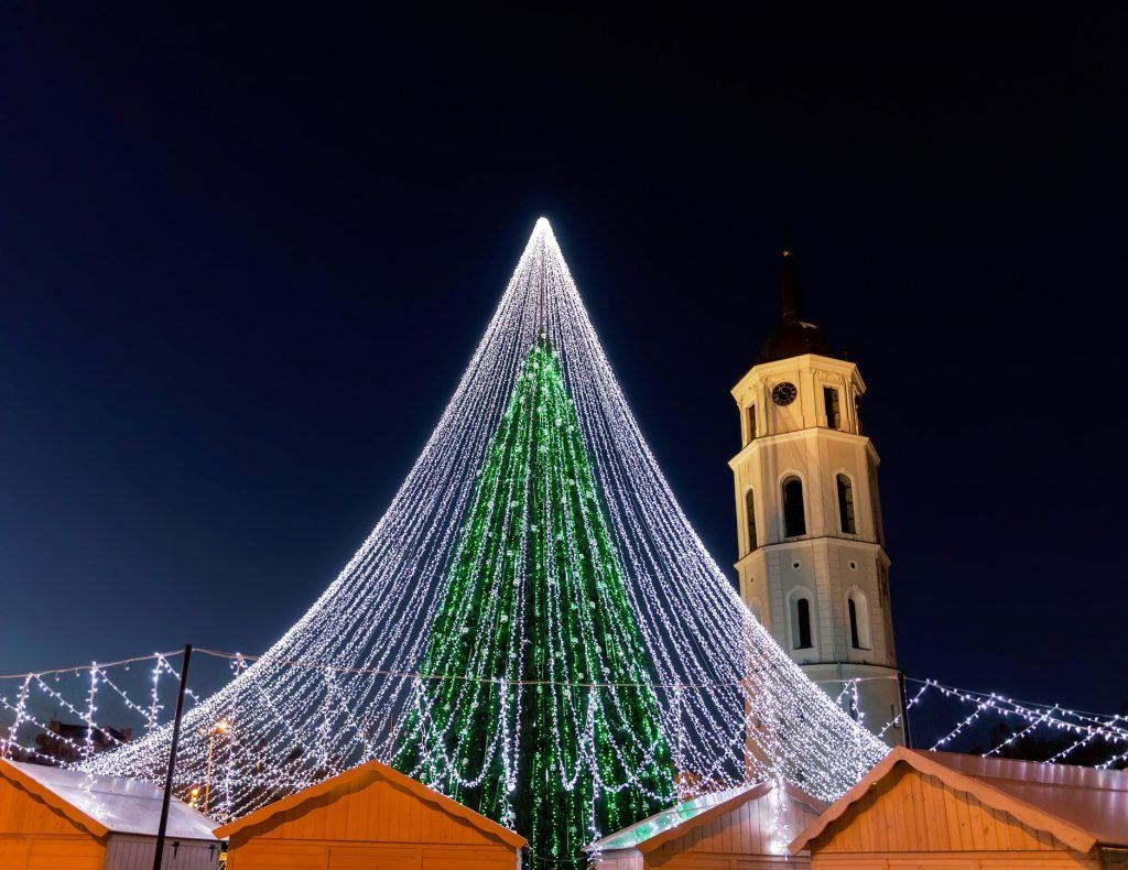 Christmas festivals in Lithuania