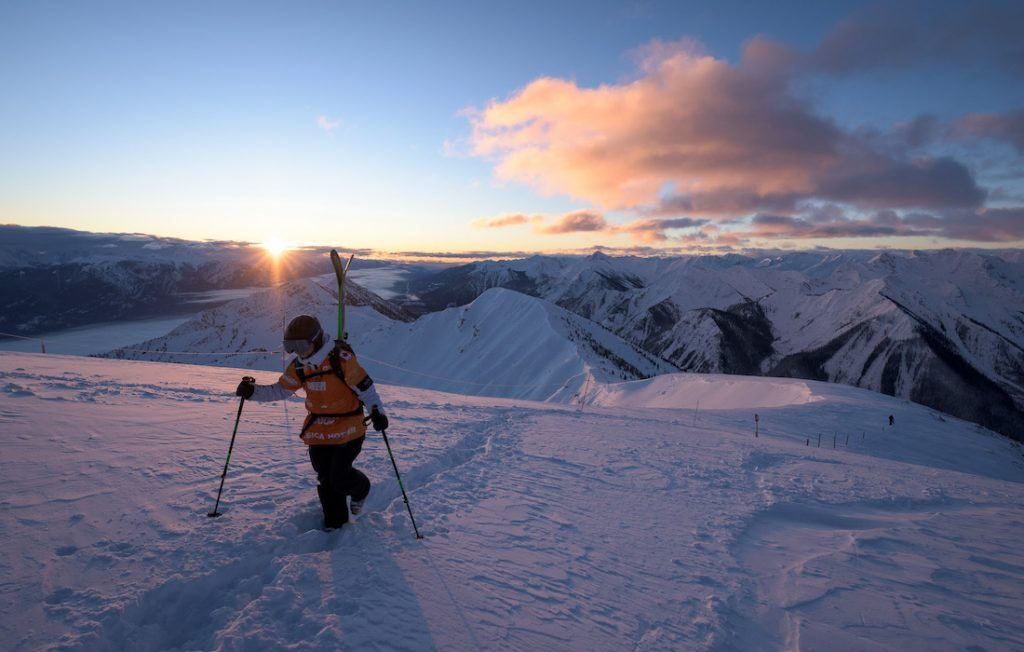 Jess Hotter on Ski Podcast