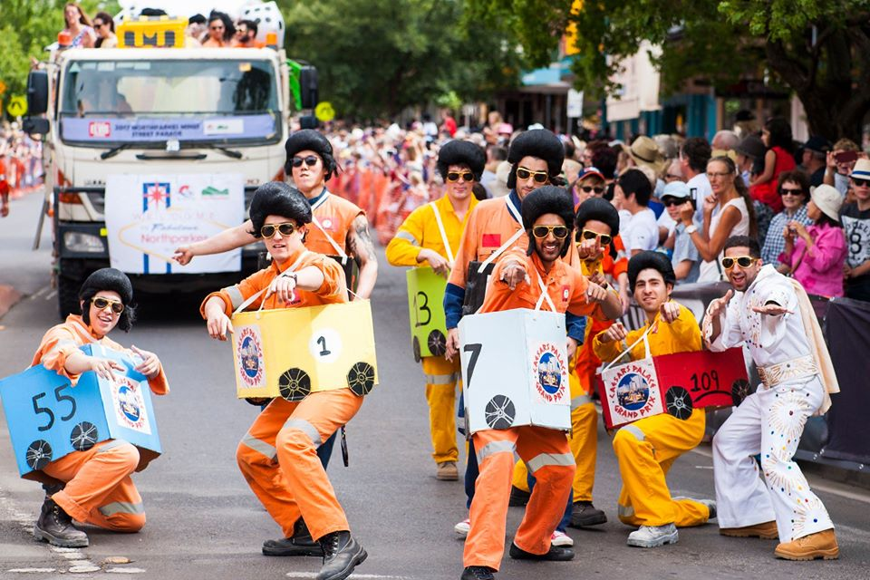 Community festivals in Australia