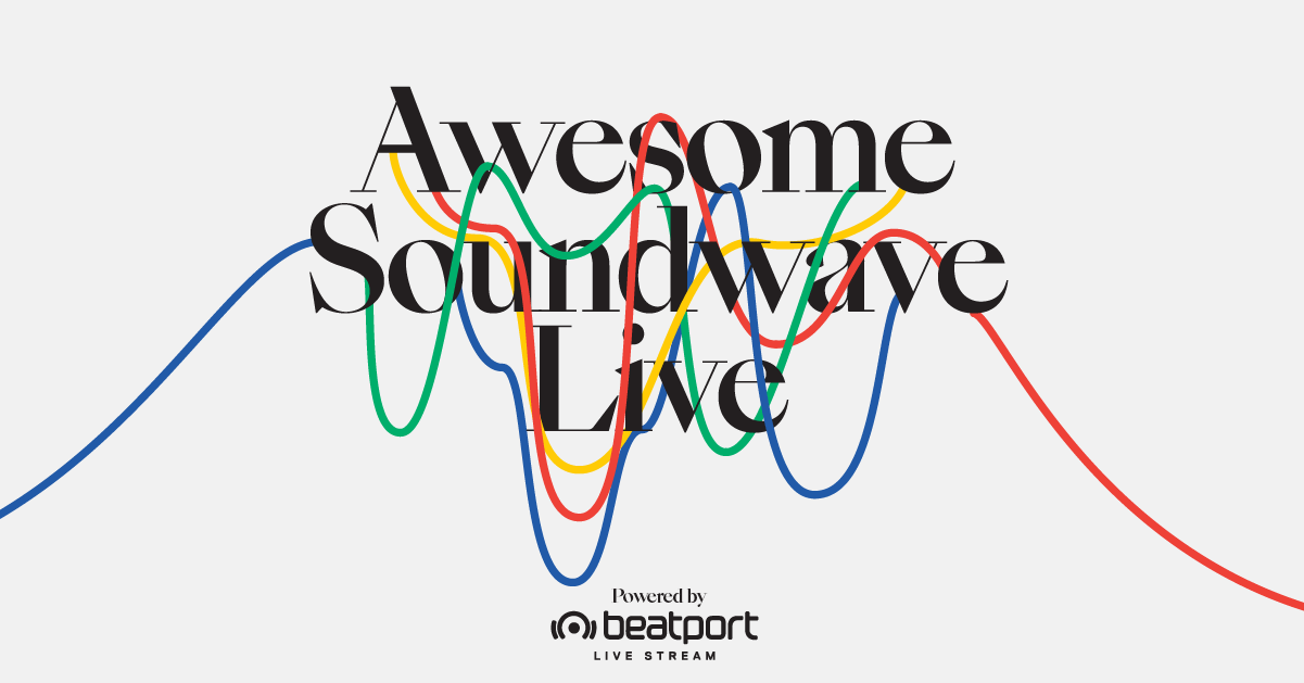 Carl Cox's Awesome Soundwave Live music festival