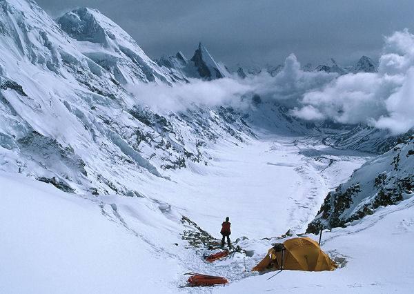 one of the most incredible hiking destinations in the Karakoram Range the Gondogoro Pass