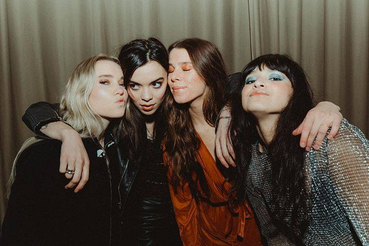 The Aces at Red Bull Records Virtual Festival