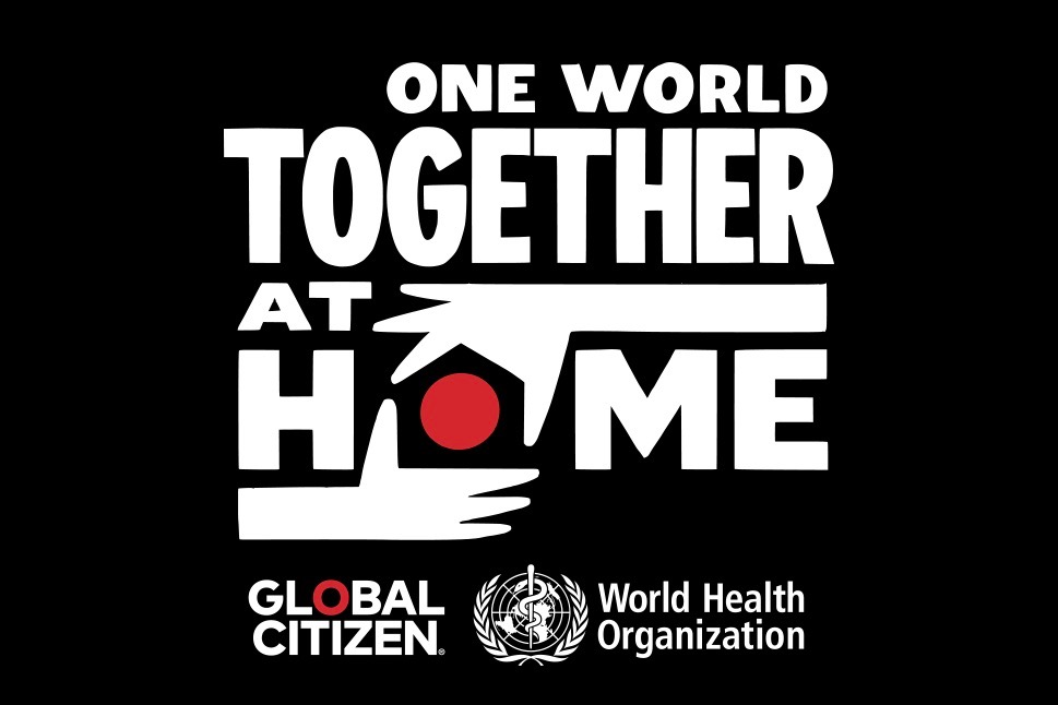 One World: Together at home virtual concert
