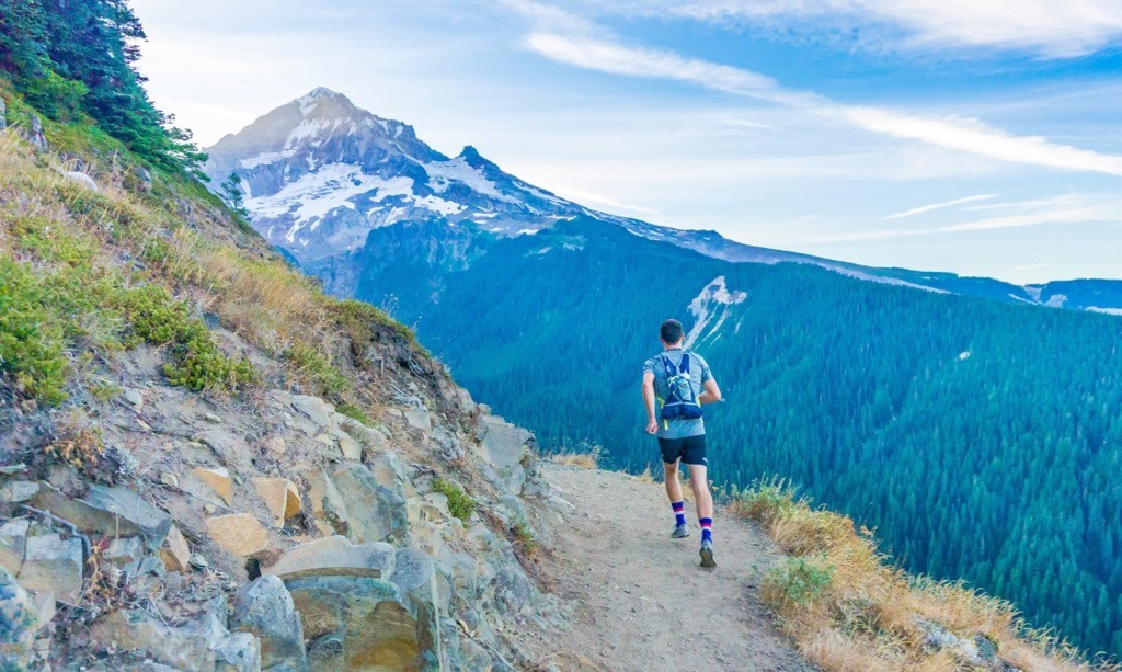 Virtual Run at Trail Running Series