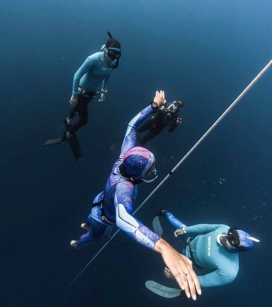 freediving course and experience