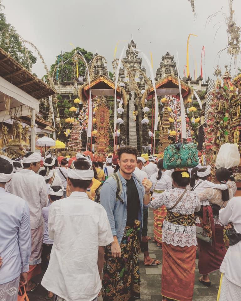 Traveling in Indonesia