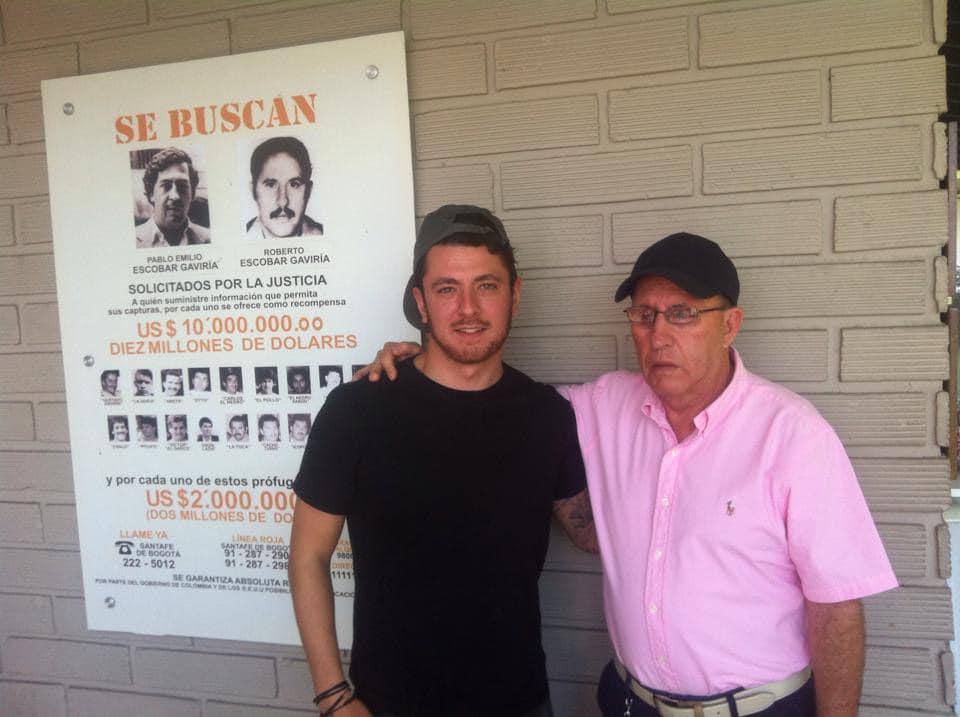 Meeting Roberto Escobar