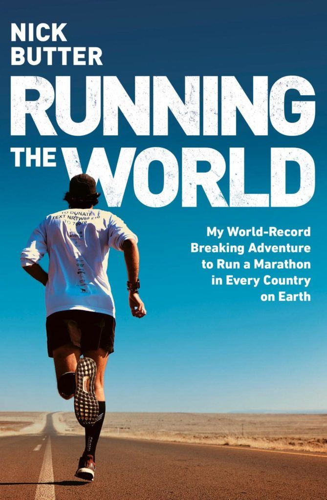 Running the World Book by Nick Butter