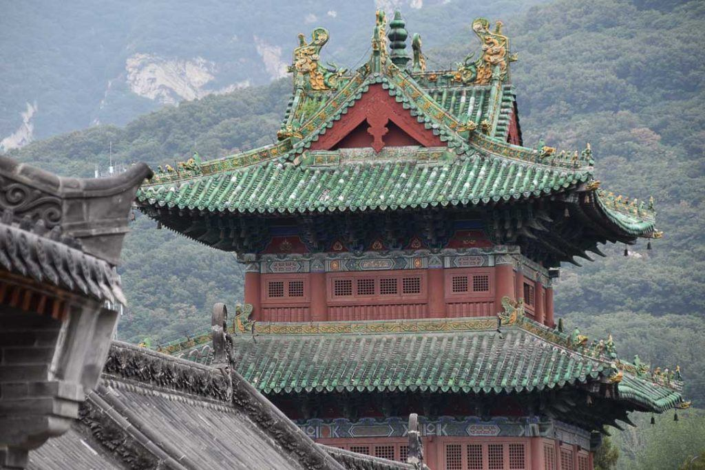 Shaolin Temple in China is the home of Kung Fu