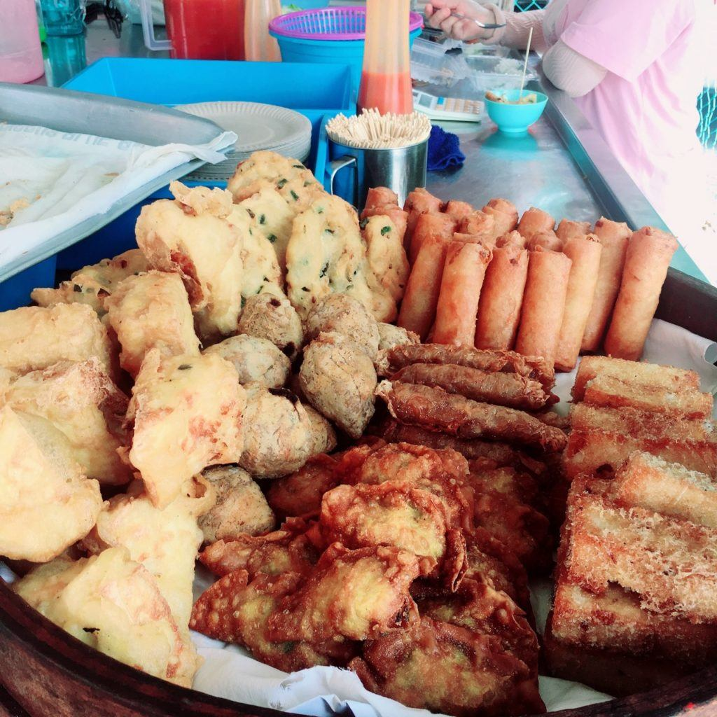 Fried Snacks & Cucur Udang