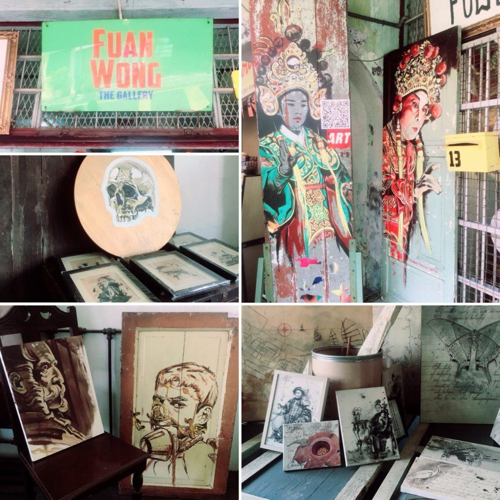 Fuan Wong The Gallery