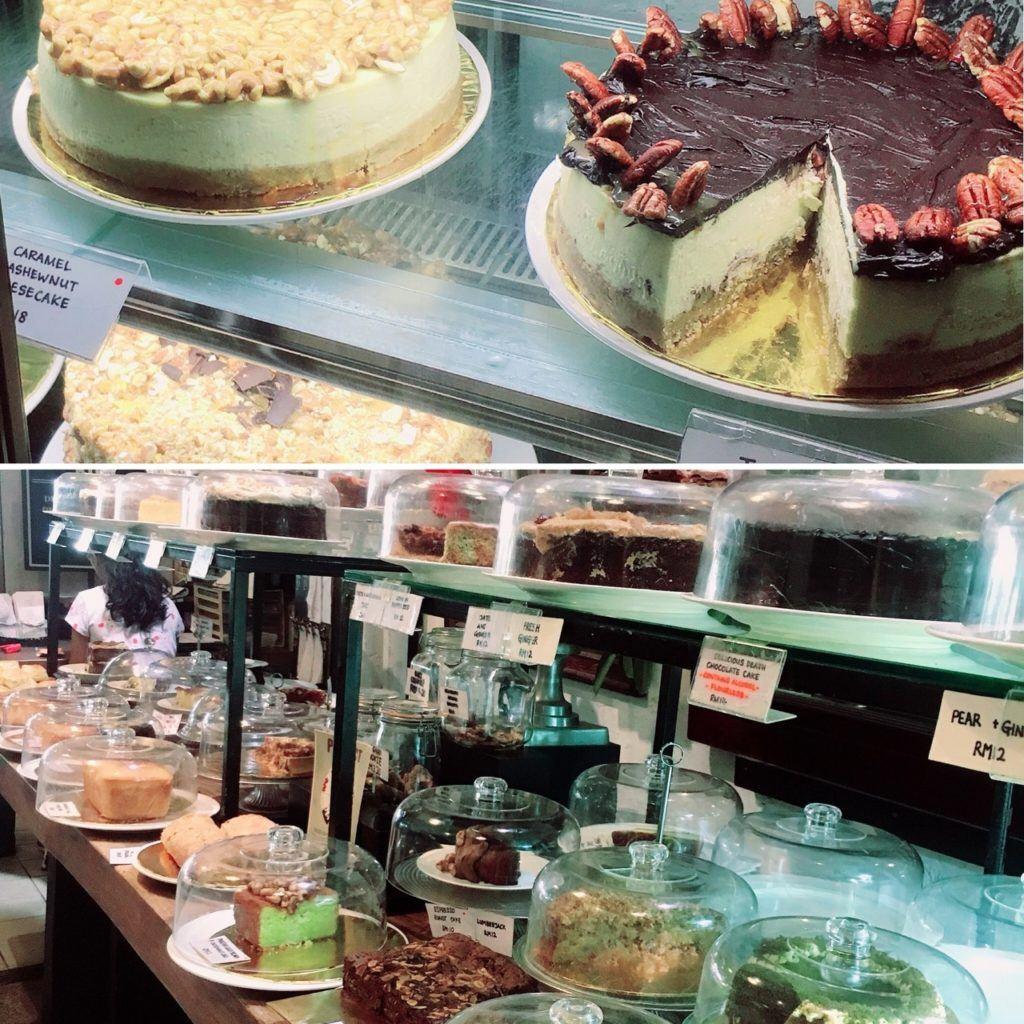 Georgetown Cake Shop