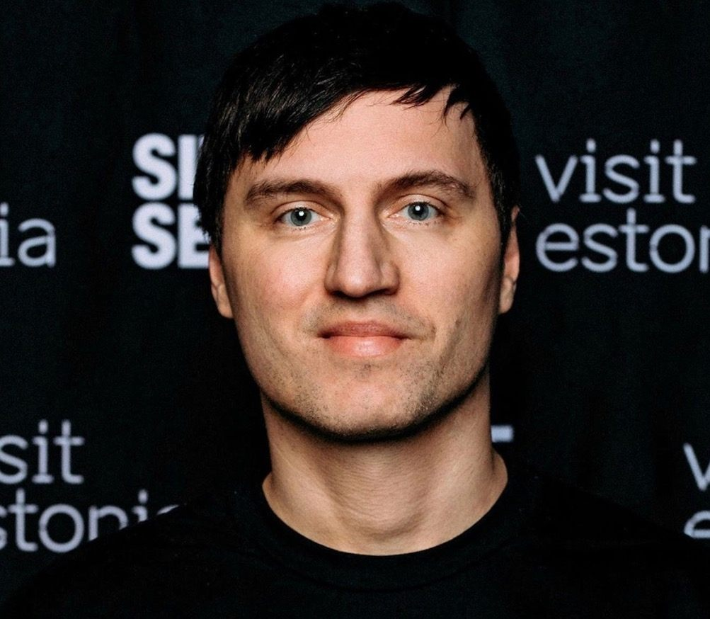 Risto Kalmre founder of Simple Session