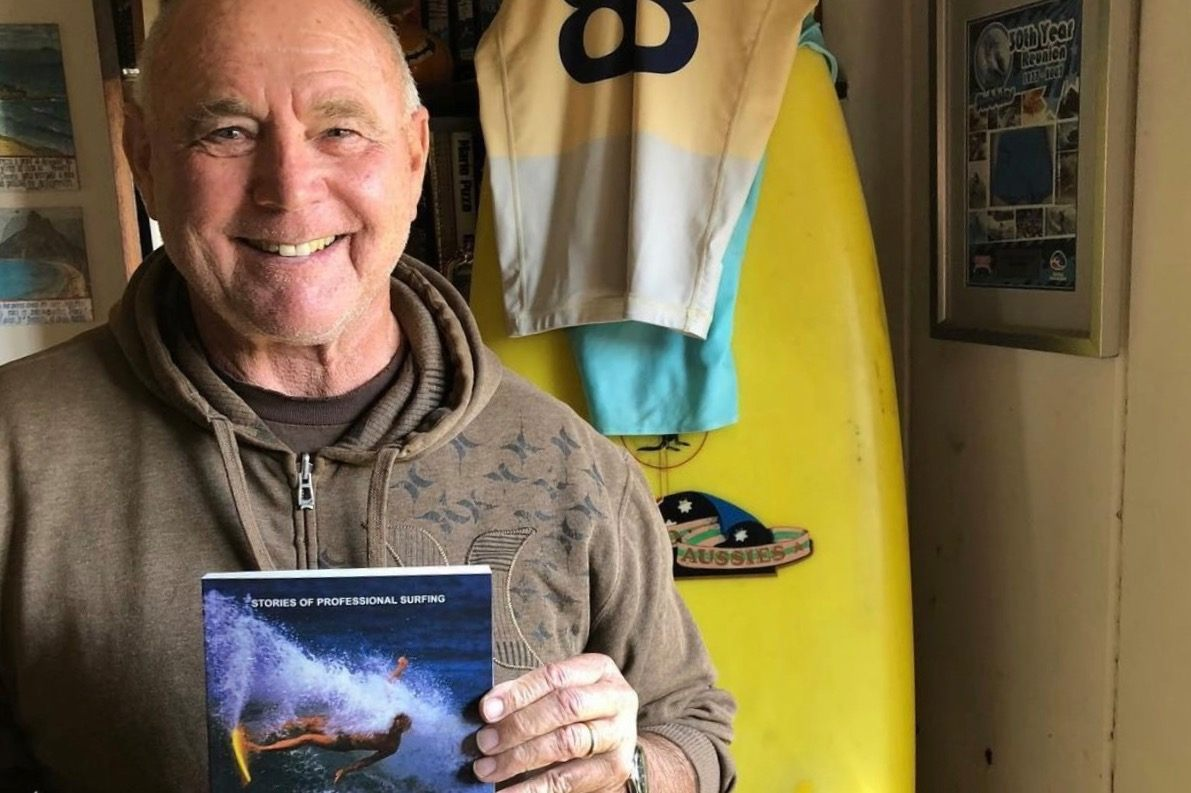 Ian CairnsKanga Surfing Legend & Co-Founder of Surfing.com
