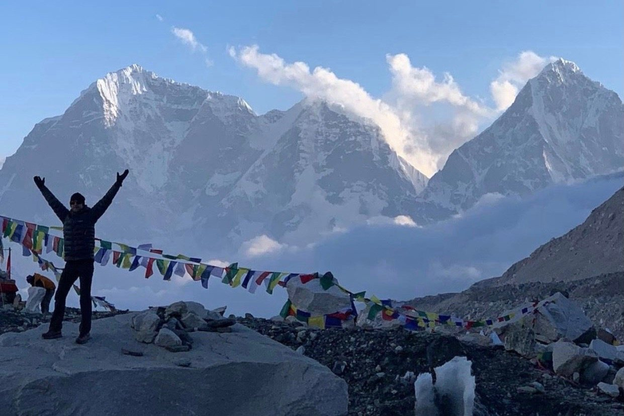 Ian Taylor Trekking Everest Base Camp Expeditionsto the Highest Mountains in the World
