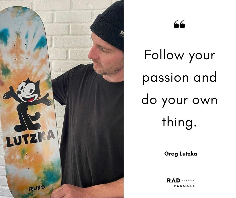 Greg Lutzka pro skater