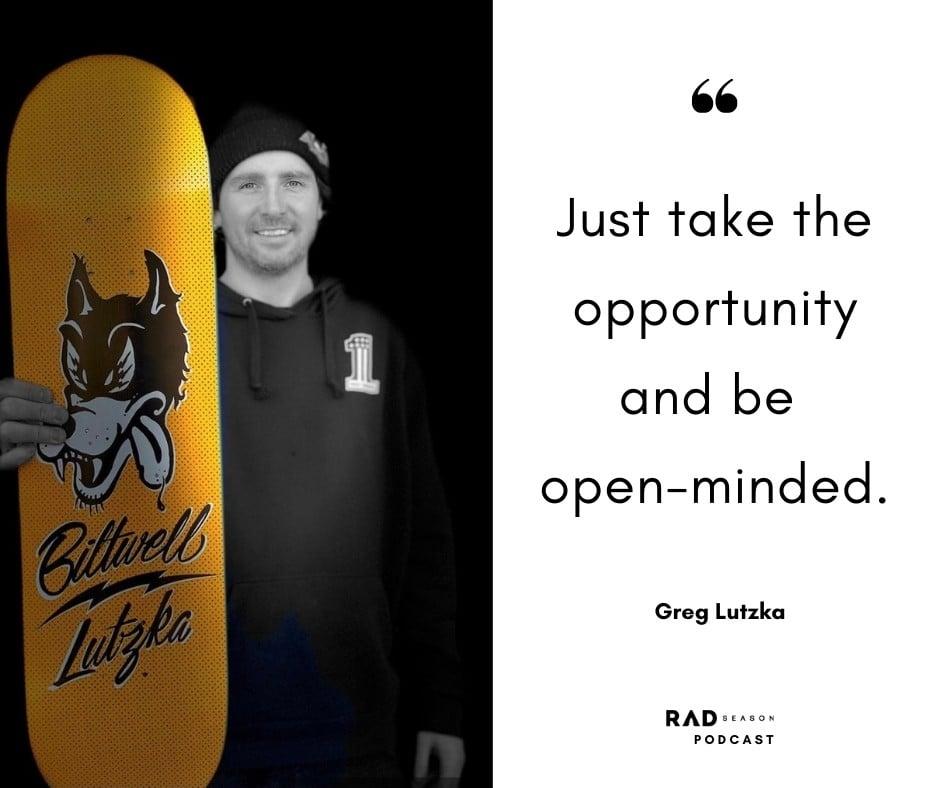Greg Lutzka pro model skateboard