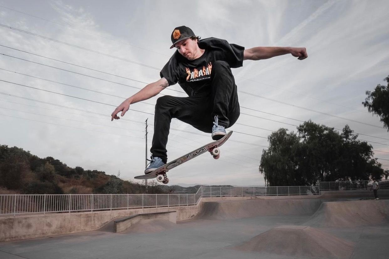 Greg Lutzka Professional Skateboarder