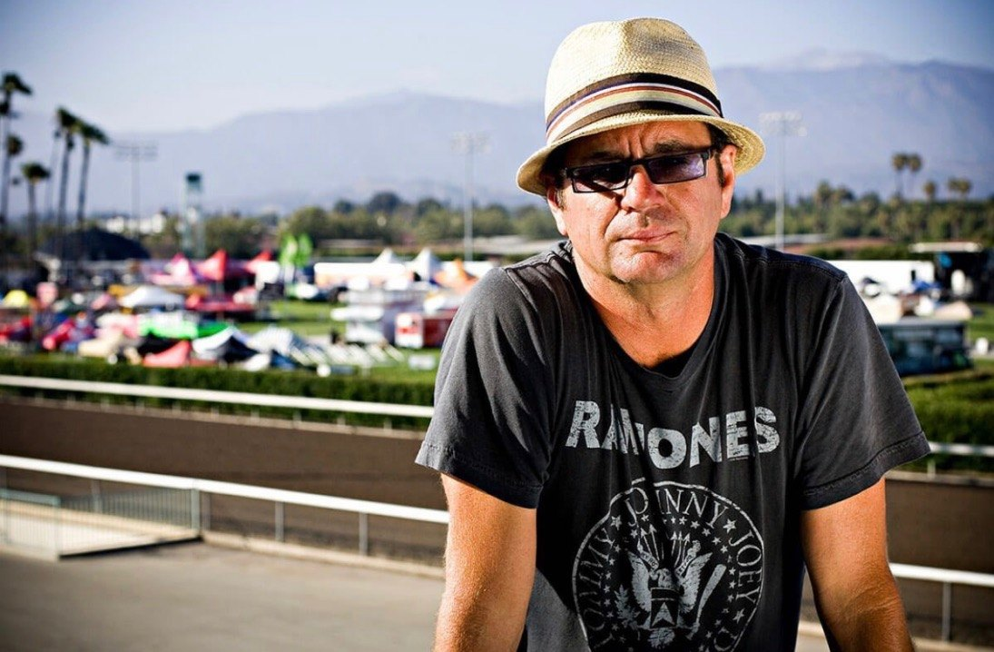 Kevin Lyman Vans Founder of the Vans Warped Tour