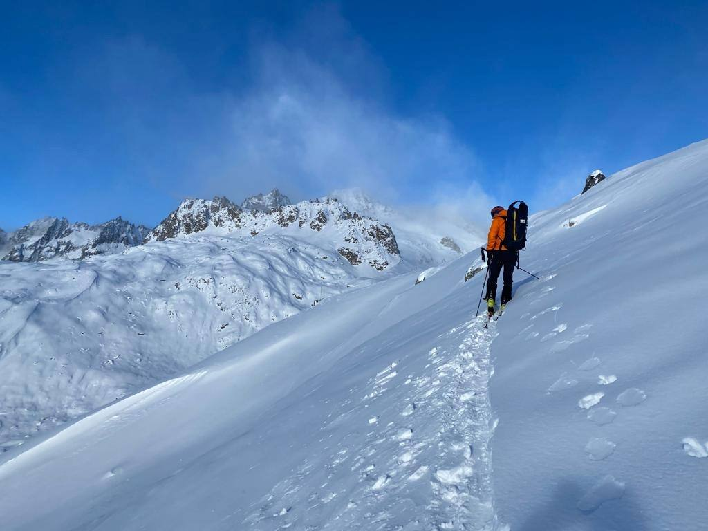 Ski Touring what to know and where to go