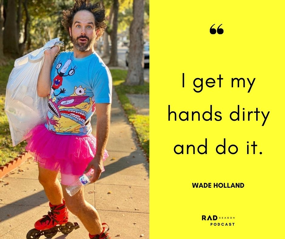 Wade Holland adventurer