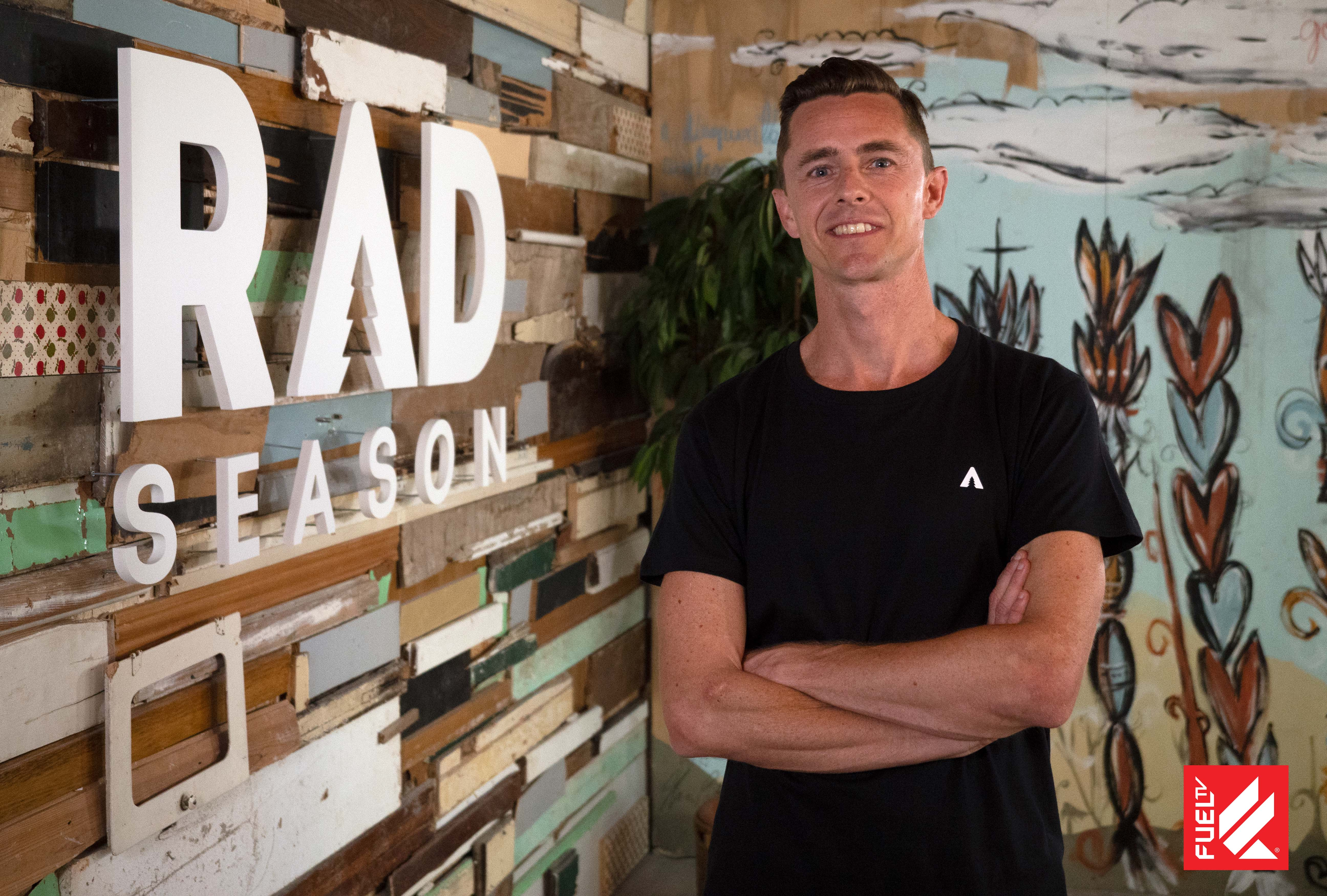 RAD SEASON With Oli Russell-Cowan Launches on FUEL TV