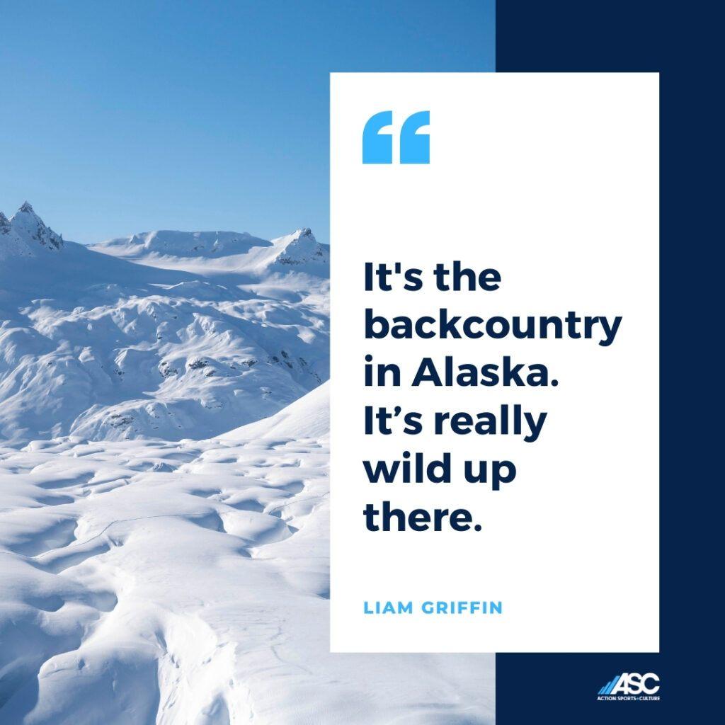 backcountry Alaska