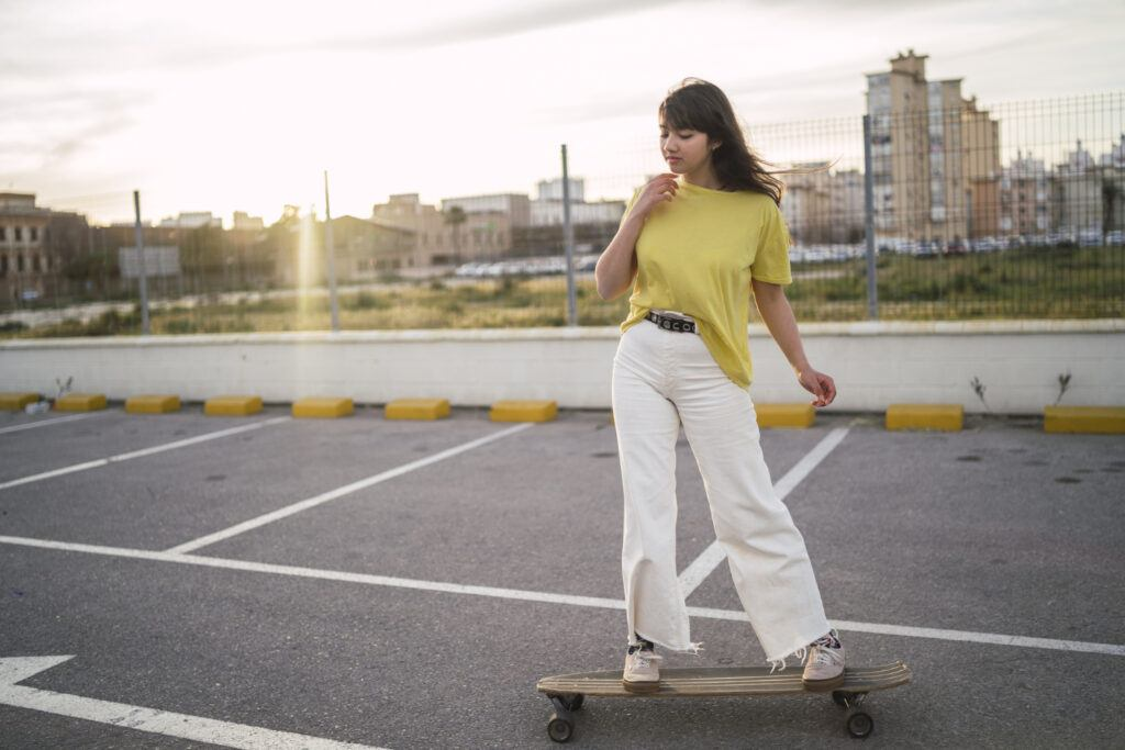 longboarding and cruisers are becoming popular solo sports in 2021