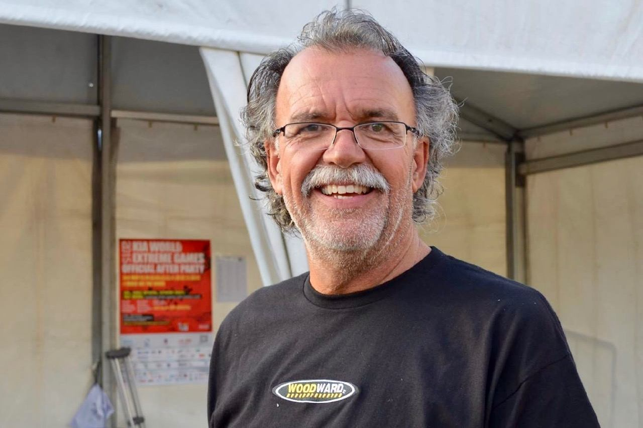 Gary Ream owner of Camp Woodward