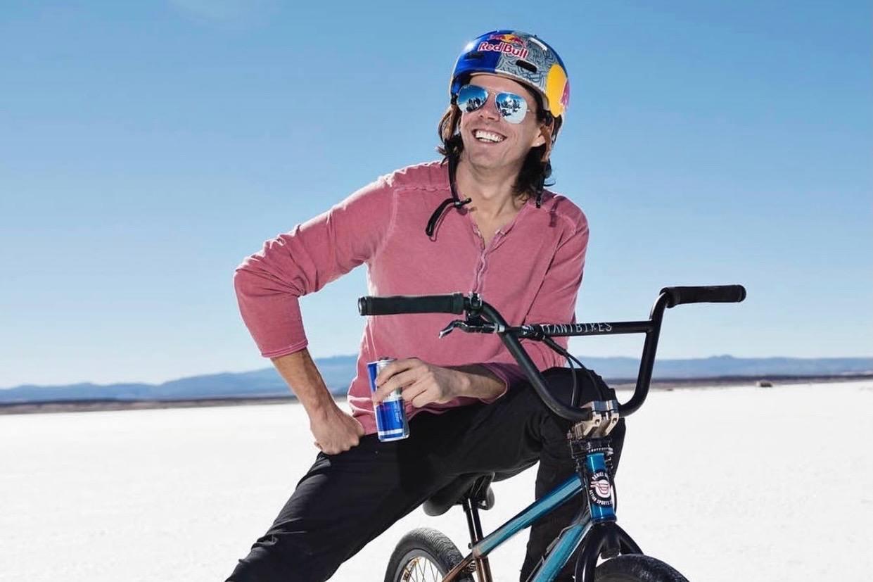 Daniel Dhers, Professional BMX Park Athlete