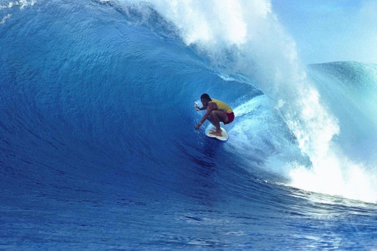 Shaun Tomson Surfing Legend and 77 World Surfing Champion