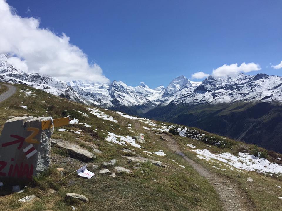 trail running Sierre-Zinal