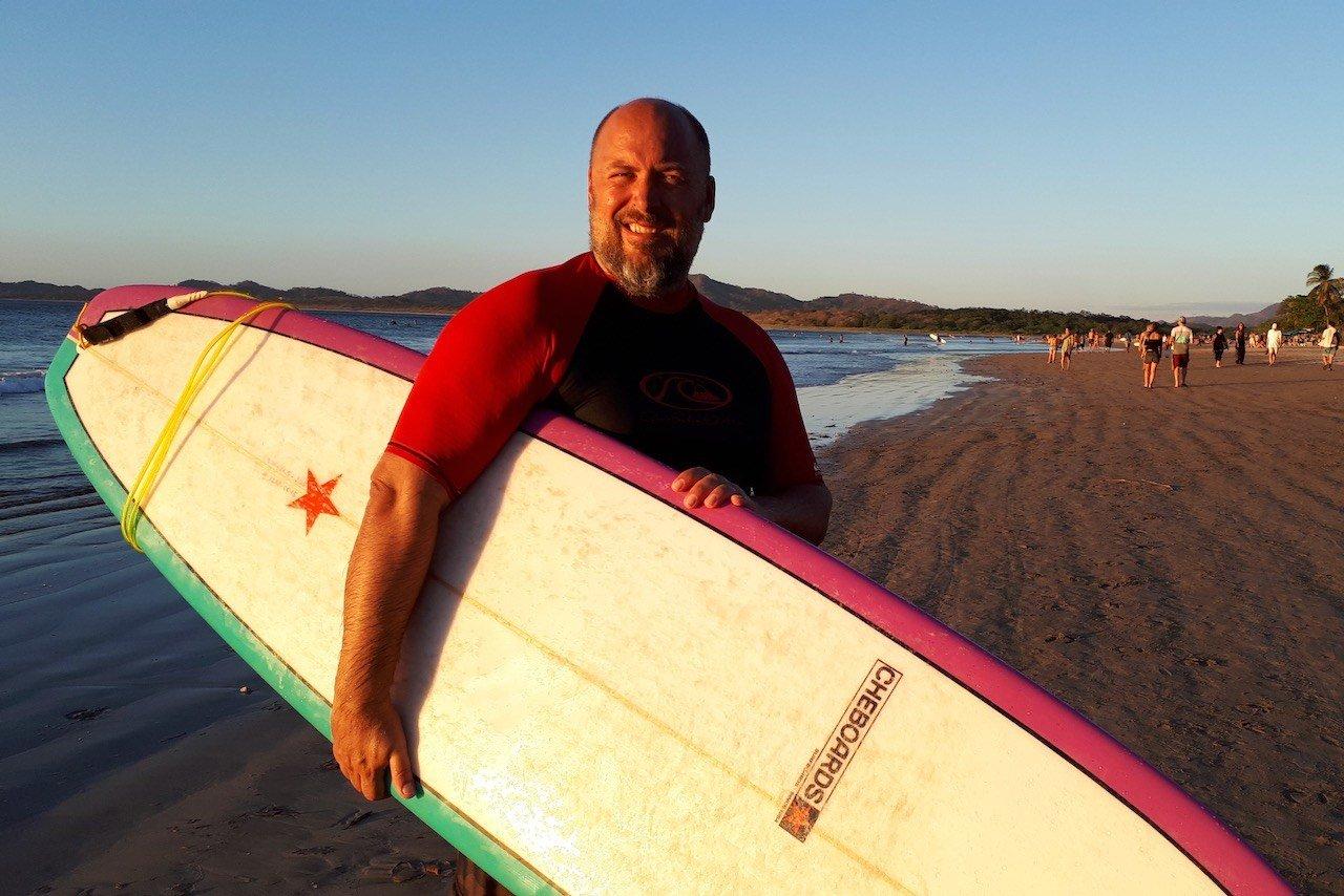 Scott Martin founder of Groundswell Origin, sustainable growth marketing